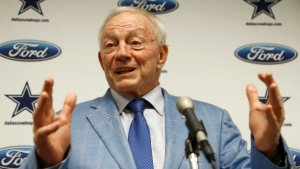 Jerry Jones, owner of the Dallas Cowboys (NFL)