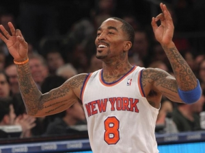 J.R. Smith gets new deal with New York Knicks