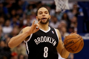 Deron Williams, point guard for Brooklyn Nets, is traded to Dallas Mavericks