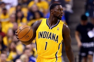 Lance Stephenson, Indiana Pacers forward, helps Pacers defeat the New York Knicks in semifinals of NBA Playoffs