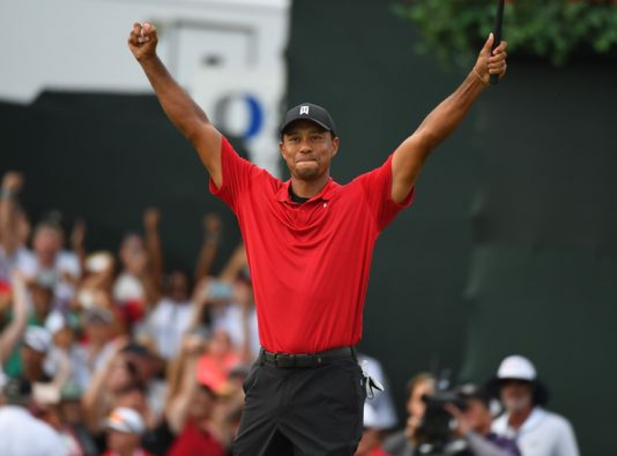 Quick Bite: Tiger Woods Wins Tour Championship [VIDEO REPORT]