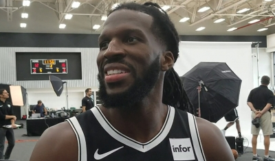 Brooklyn Nets trade DeMarre Carroll to San Antonio Spurs