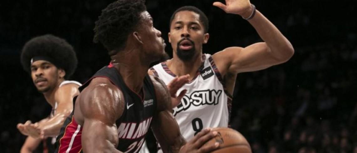 Brooklyn Nets Lose to the Miami Heat 109-106 | 411SportsTV News