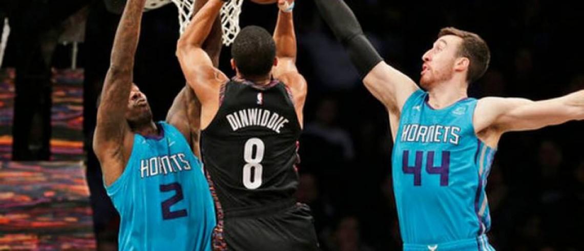 Brooklyn Nets Stung by Charlotte Hornets 123-112