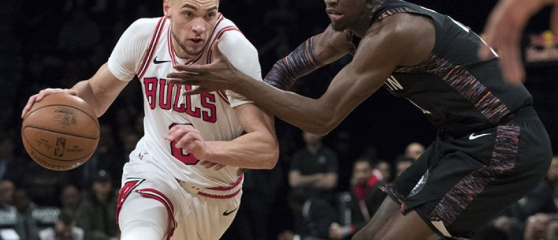 Chicago Bulls Puncture Brooklyn Nets Game Plan | 411SportsTV News