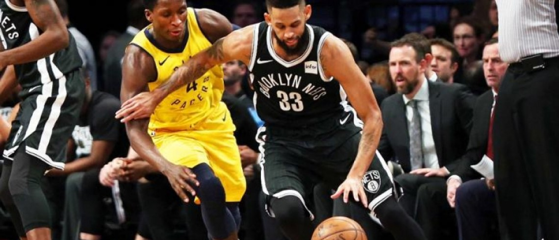 The Brooklyn Nets Couldn't Keep Pace with the Indiana Pacers, Lose 108-103