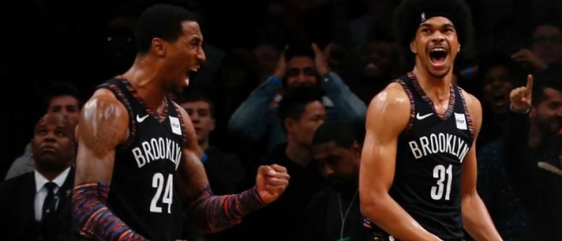 Brooklyn Nets End 8-Game Losing Streak Beating Toronto Raptors 106-105