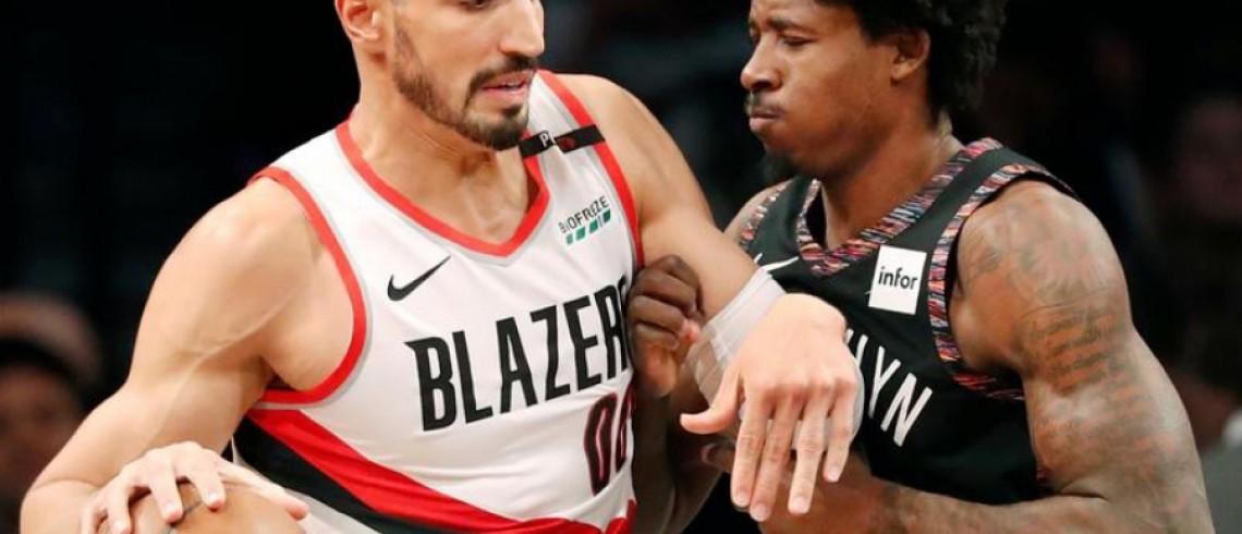 Portland Blazes Through Brooklyn Nets 113-99   411SportsTV News