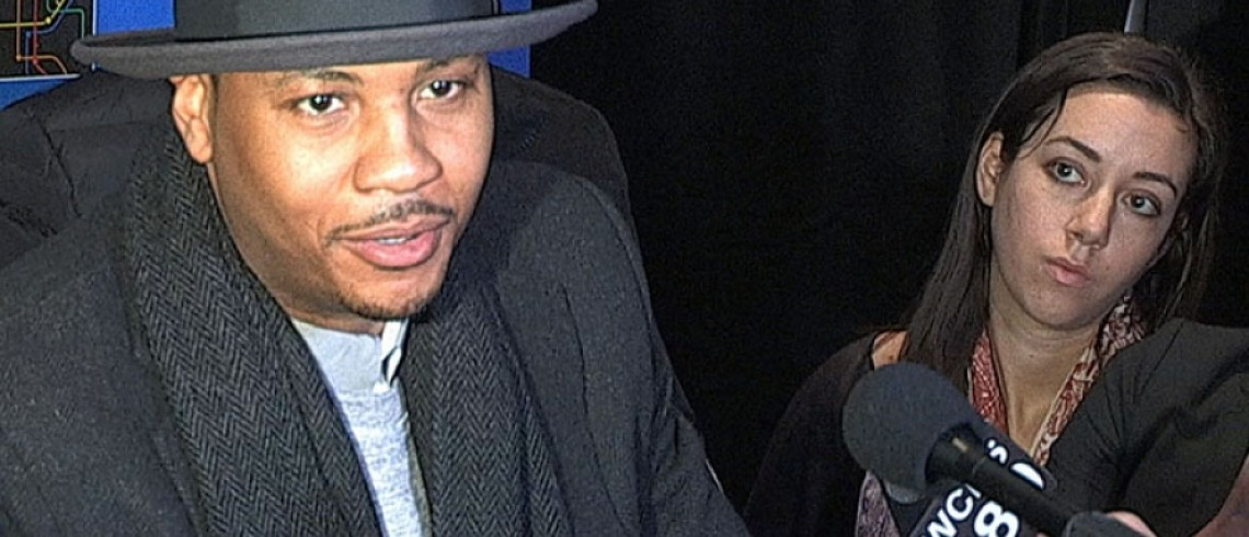 Should The Houston Rockets Steer Clear of Carmelo Anthony? | What's The 411Sports | VIDEO