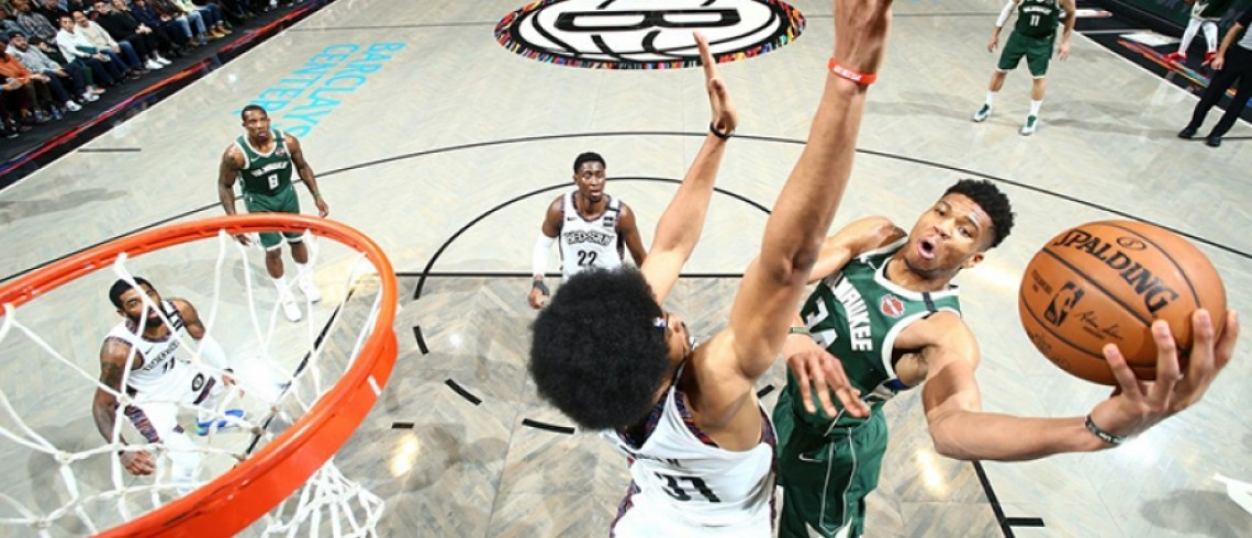 The Brooklyn Nets Get a 117-97 Thumping from the Milwaukee Bucks | 411SportsTV News