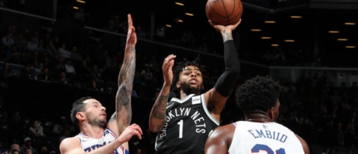 Brooklyn Nets had No Answer for Philadelphia 76ers