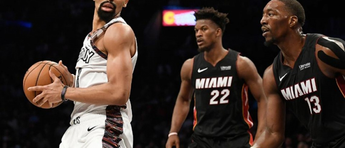 Brooklyn Nets Cool off Miami Heat 117-113 | 411SportsTV News
