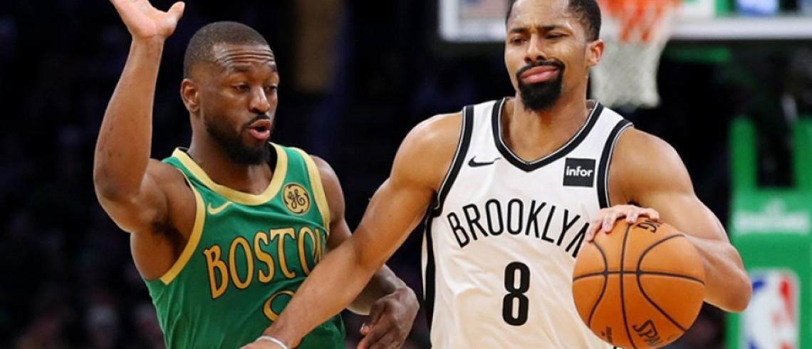 Spencer Dinwiddie Leads Nets to Victory Over Boston Celtics | 411SportsTV NEWS